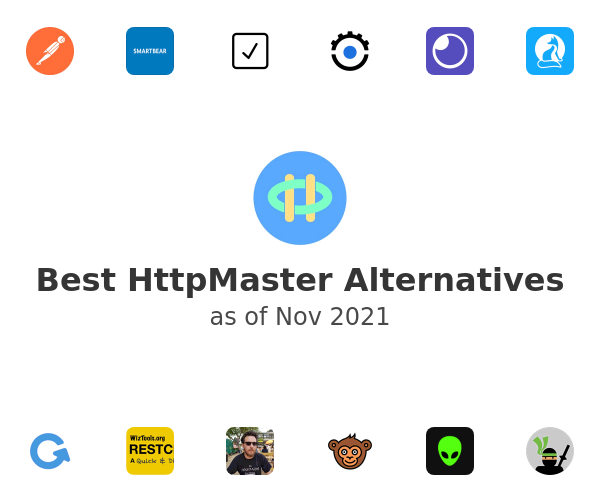 Best HttpMaster Alternatives
