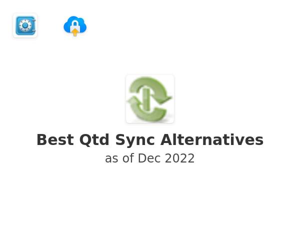 Best Qtd Sync Alternatives
