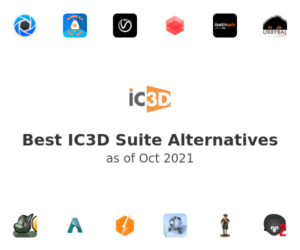 Best IC3D Suite Alternatives