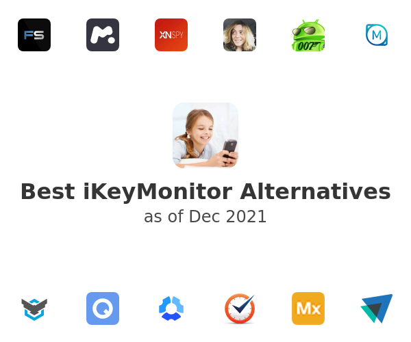 Best iKeyMonitor Alternatives