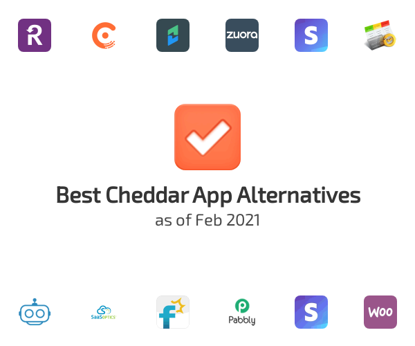 Best Cheddar App Alternatives