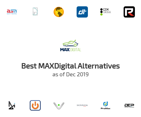 Best MAXDigital Alternatives