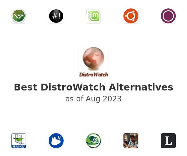 Best DistroWatch Alternatives