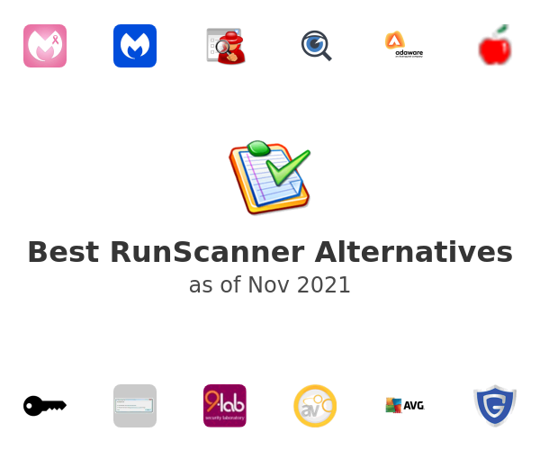 Best RunScanner Alternatives