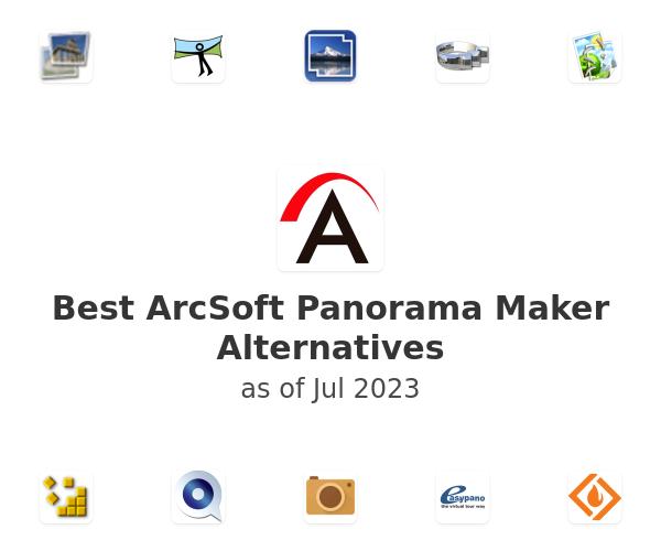 Best ArcSoft Panorama Maker Alternatives