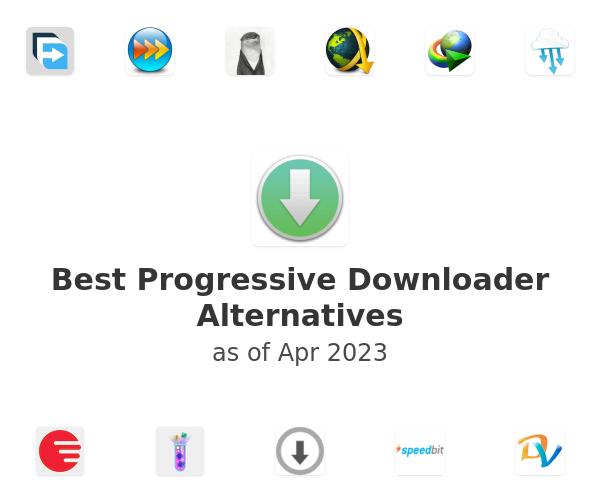 Best Progressive Downloader Alternatives