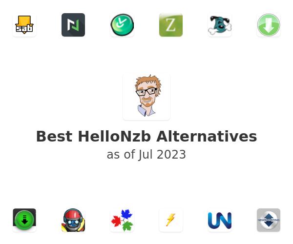 Best HelloNzb Alternatives
