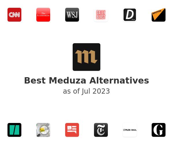 Best Meduza Alternatives