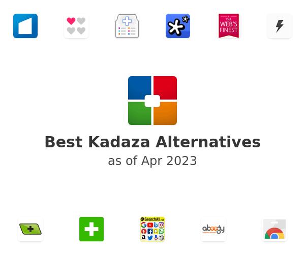 Best Kadaza Alternatives