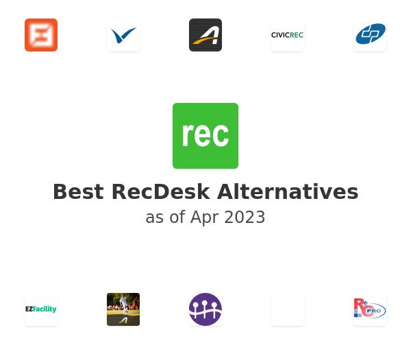 Best RecDesk Alternatives