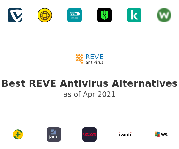 Best REVE Antivirus Alternatives