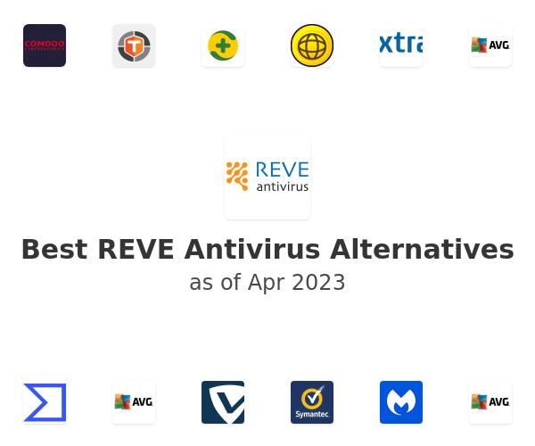 Best REVE Antivirus Alternatives