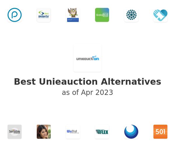 Best Unieauction Alternatives