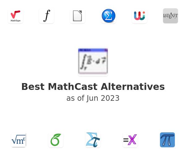 Best MathCast Alternatives