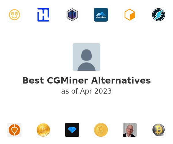 Best CGMiner Alternatives