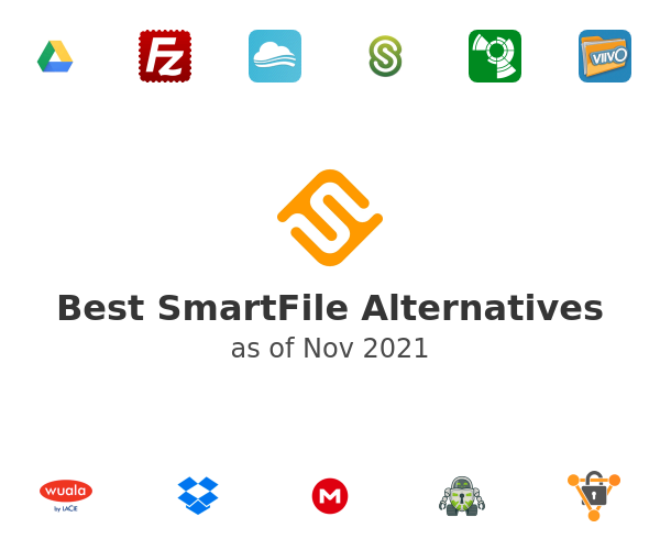 Best SmartFile Alternatives