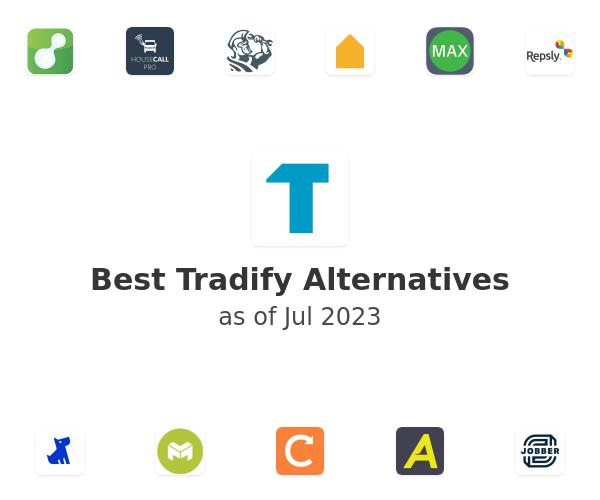 Best Tradify Alternatives