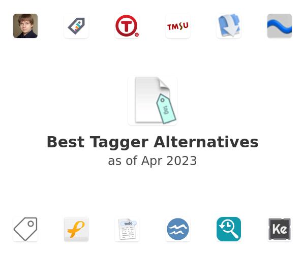 Best Tagger Alternatives