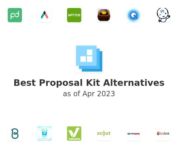 Best Proposal Kit Alternatives