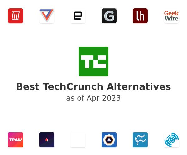 Best TechCrunch Alternatives