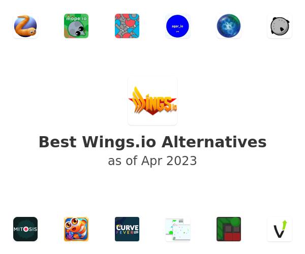 Best Wings.io Alternatives