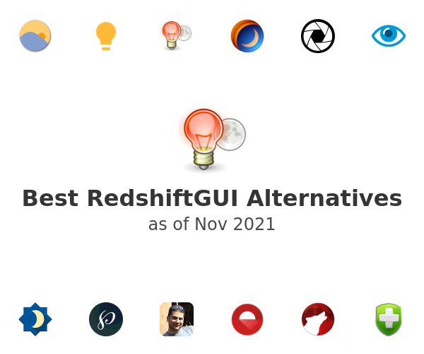 Best RedshiftGUI Alternatives