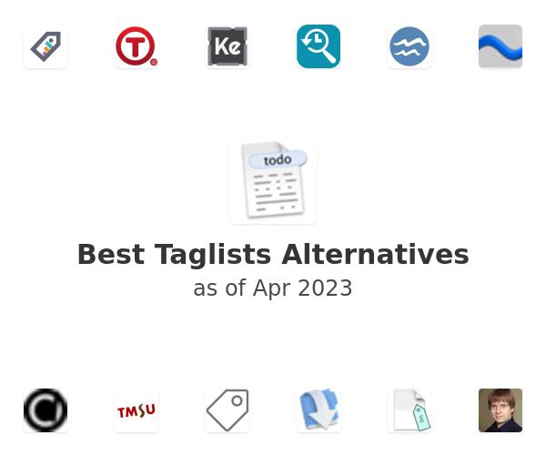 Best Taglists Alternatives