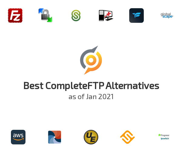Best CompleteFTP Alternatives