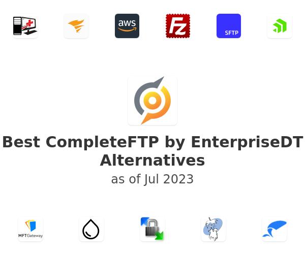 Best CompleteFTP Alternatives