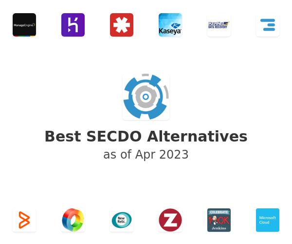 Best SECDO Alternatives
