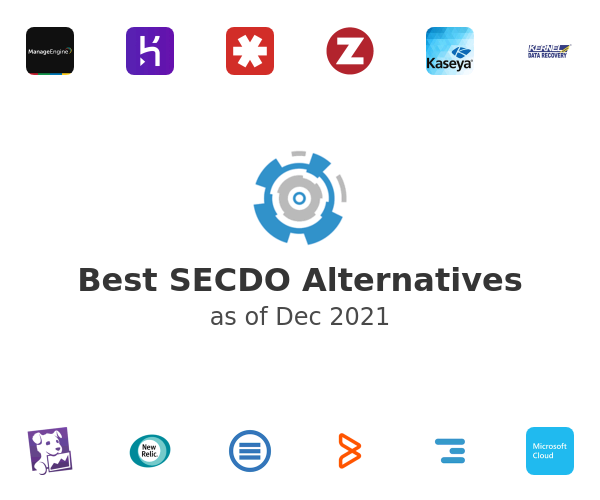 Best SECDO Alternatives
