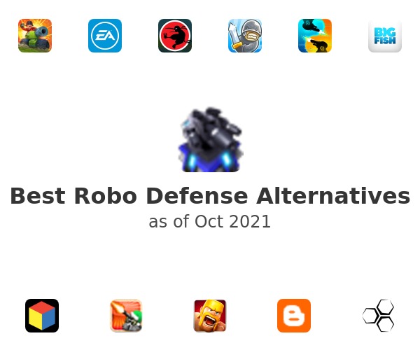 Best Robo Defense Alternatives