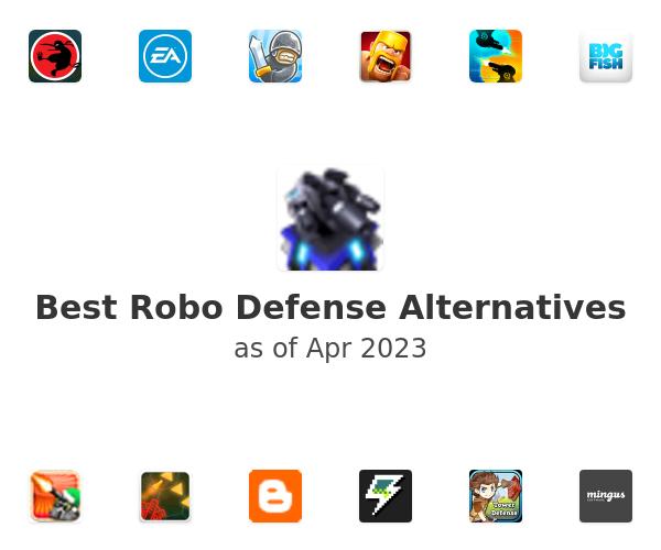 Best Robo Defense Alternatives