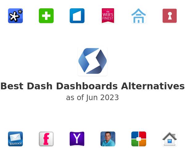 Best Dash Dashboards Alternatives