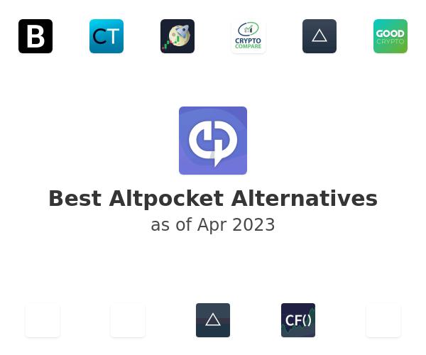 Best Altpocket Alternatives