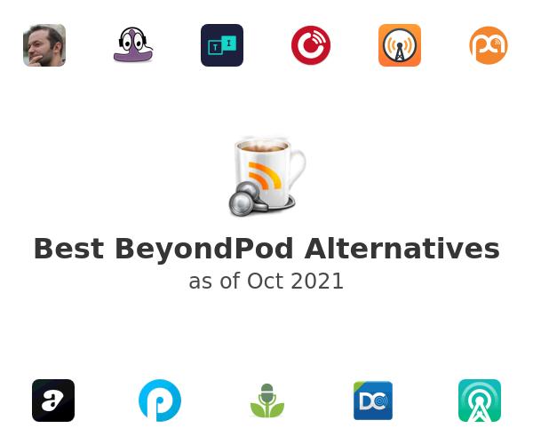 Best BeyondPod Alternatives
