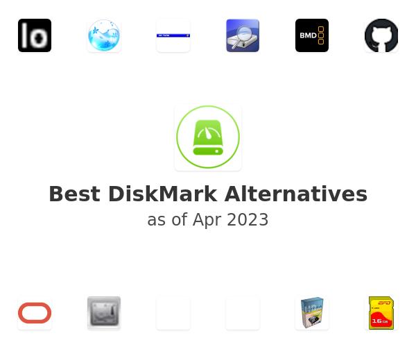 Best DiskMark Alternatives