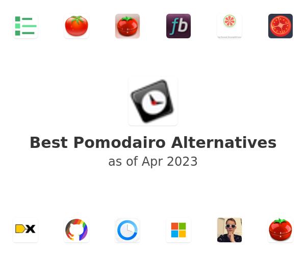 Best Pomodairo Alternatives