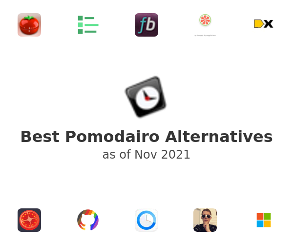 Best Pomodairo Alternatives