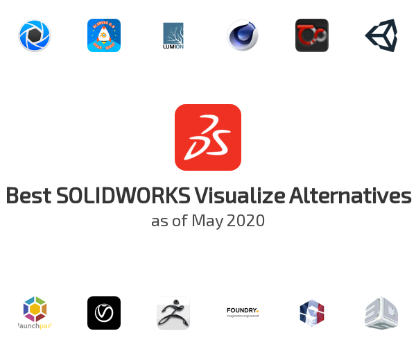 Best SOLIDWORKS Visualize Alternatives