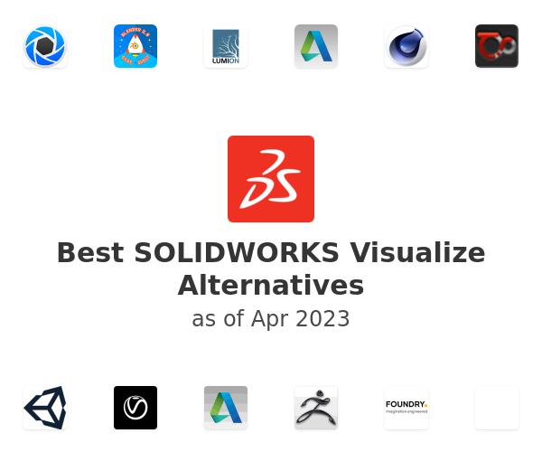 Best SOLIDWORKS Visualize Alternatives