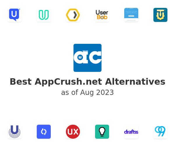 Best AppCrush.net Alternatives