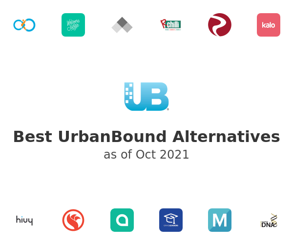 Best UrbanBound Alternatives