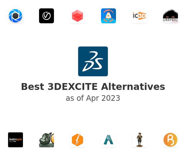 Best 3DEXCITE Alternatives
