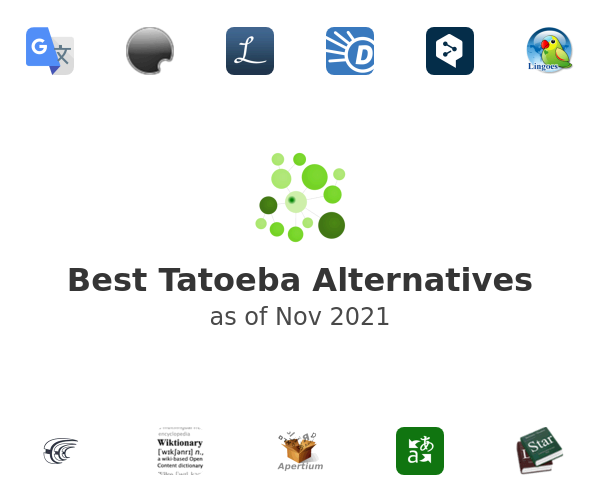 Best Tatoeba Alternatives