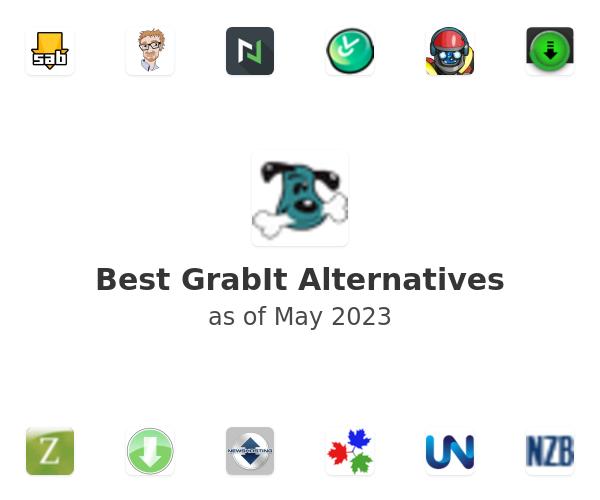 Best GrabIt Alternatives