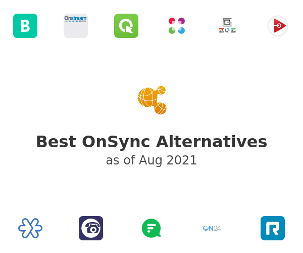 Best OnSync Alternatives