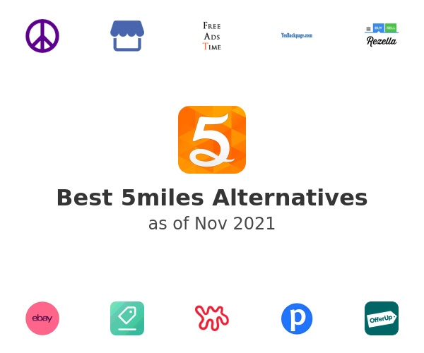Best 5miles Alternatives