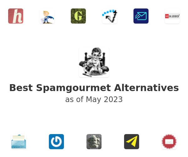 Best Spamgourmet Alternatives