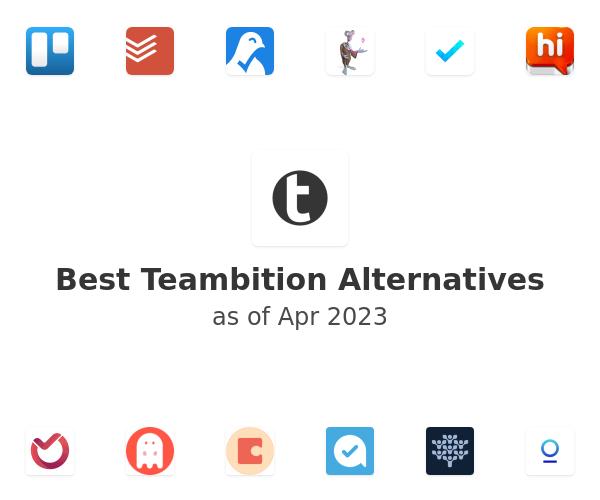 Best Teambition Alternatives